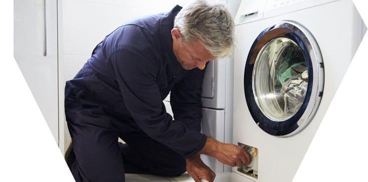 Течет стиральная машина: превращаем мокрое в сухое!